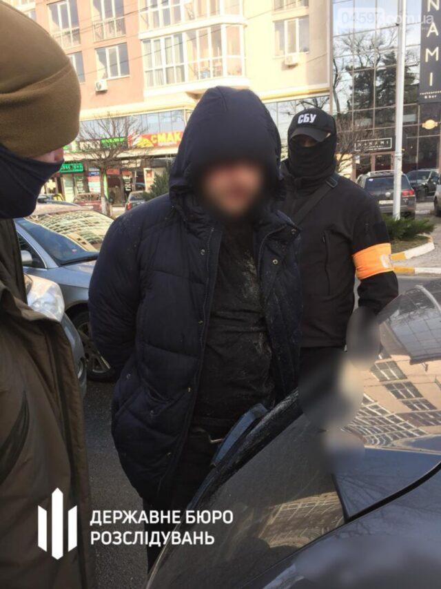 Ирпенского следователя взяли на получении взятки