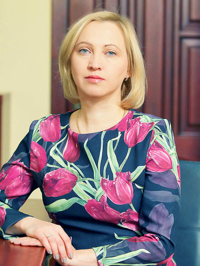 Ступак Людмила Владимировна