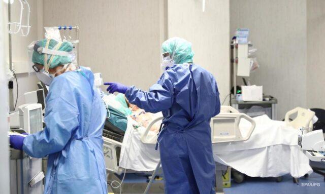 Беременная из Ирпеня, у которой подтвердился коронавирус COVID-19, родила мальчика